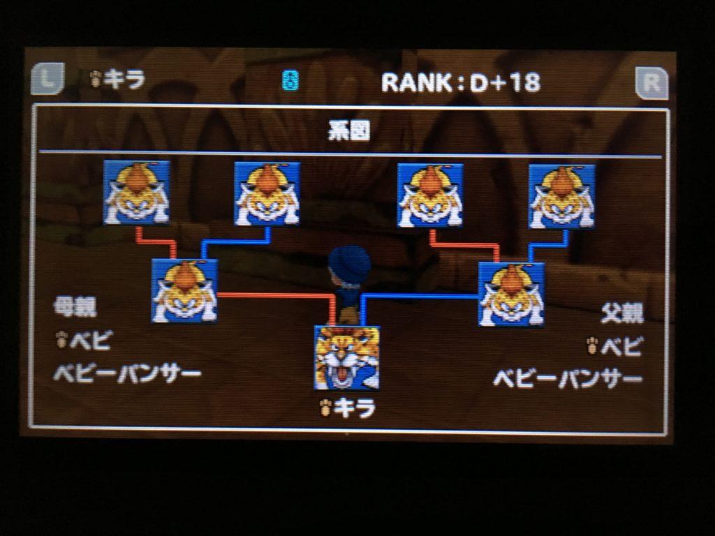 テリーのワンダーランド3Dキラーパンサーの配合表