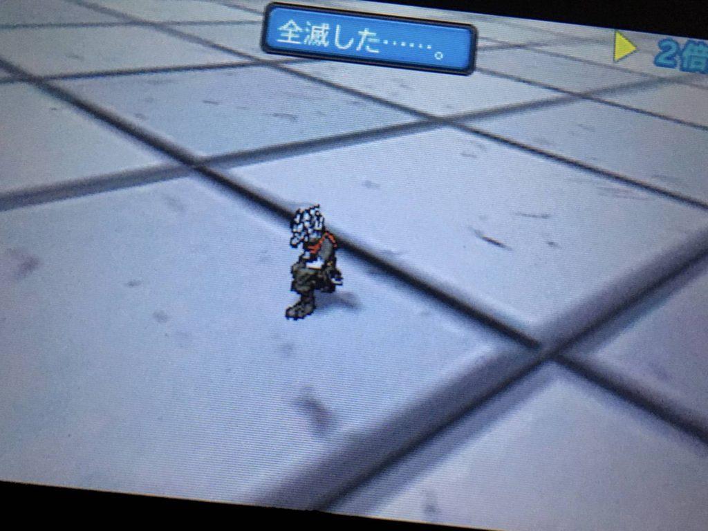 ドラクエジョーカー3 イベントバトル第4戦 全滅
