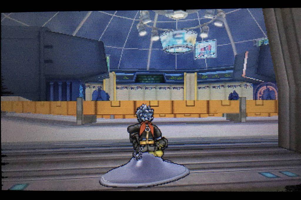 ドラクエジョーカー3 センタービル地下2階の闘技場