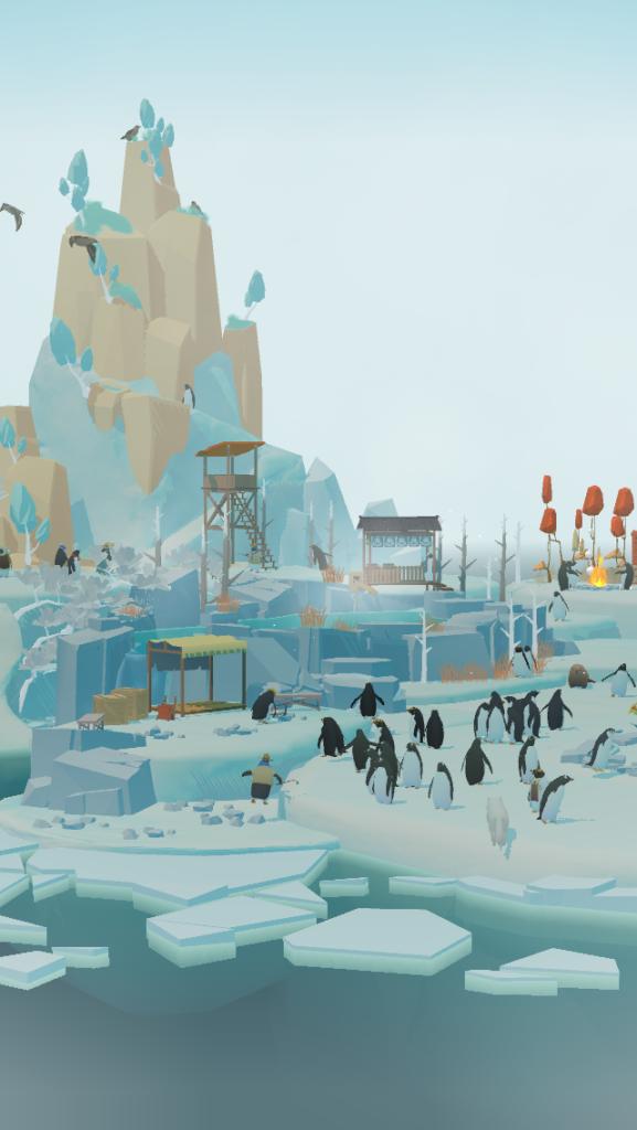 スマホゲーム「ペンギンの島」1ヶ月やってみた結果