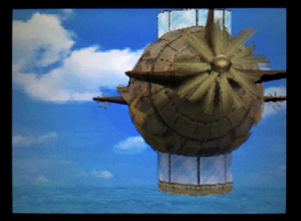 ドラクエジョーカー2 飛行船が出発