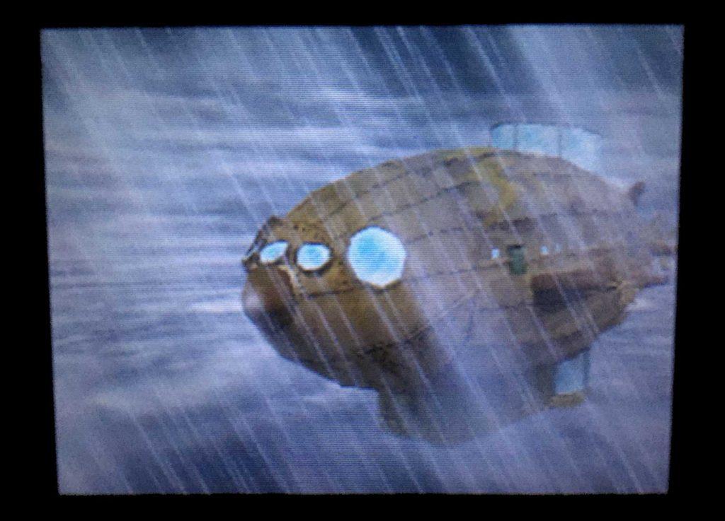 ドラクエジョーカー2 吹きつける雨風