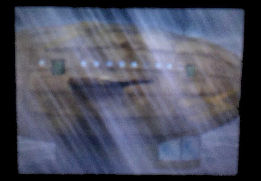ドラクエジョーカー2 豪雨の中の飛行船