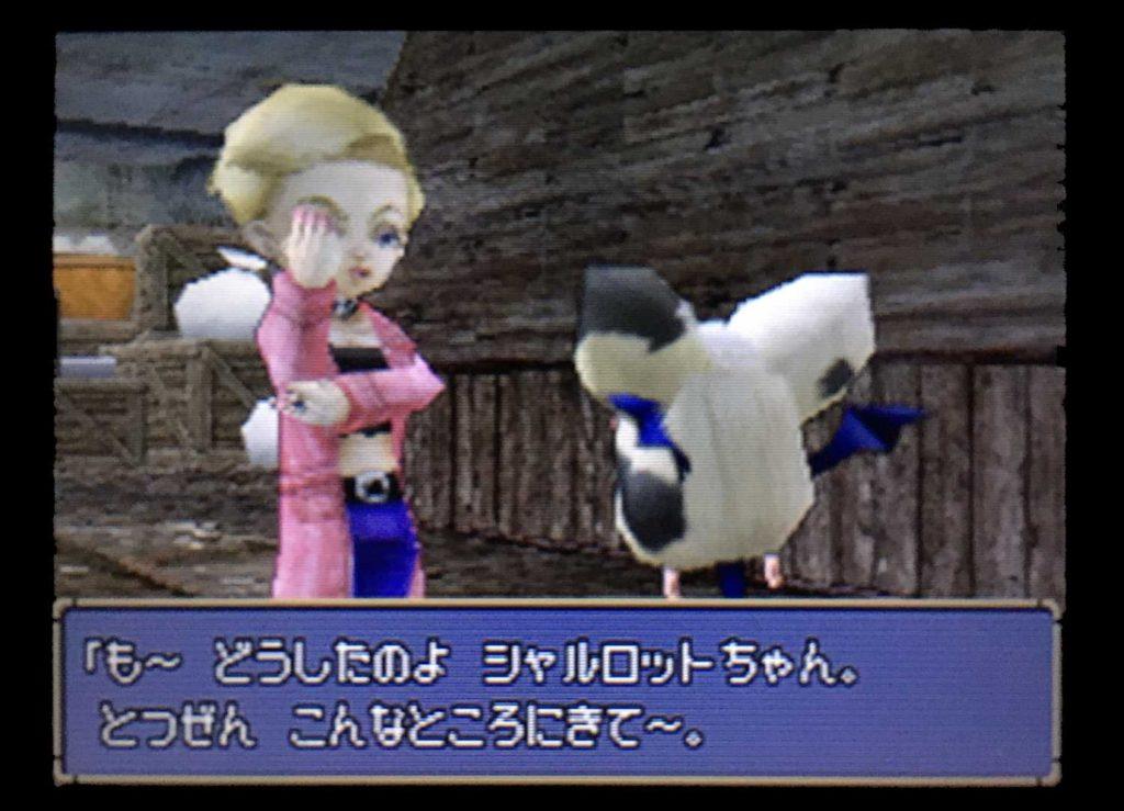 ドラクエジョーカー2 モーモンと女