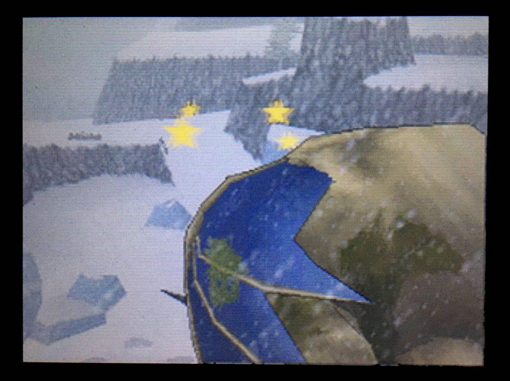 ドラクエジョーカー2 巨大モンスターが氷の壁を破壊し失神した。