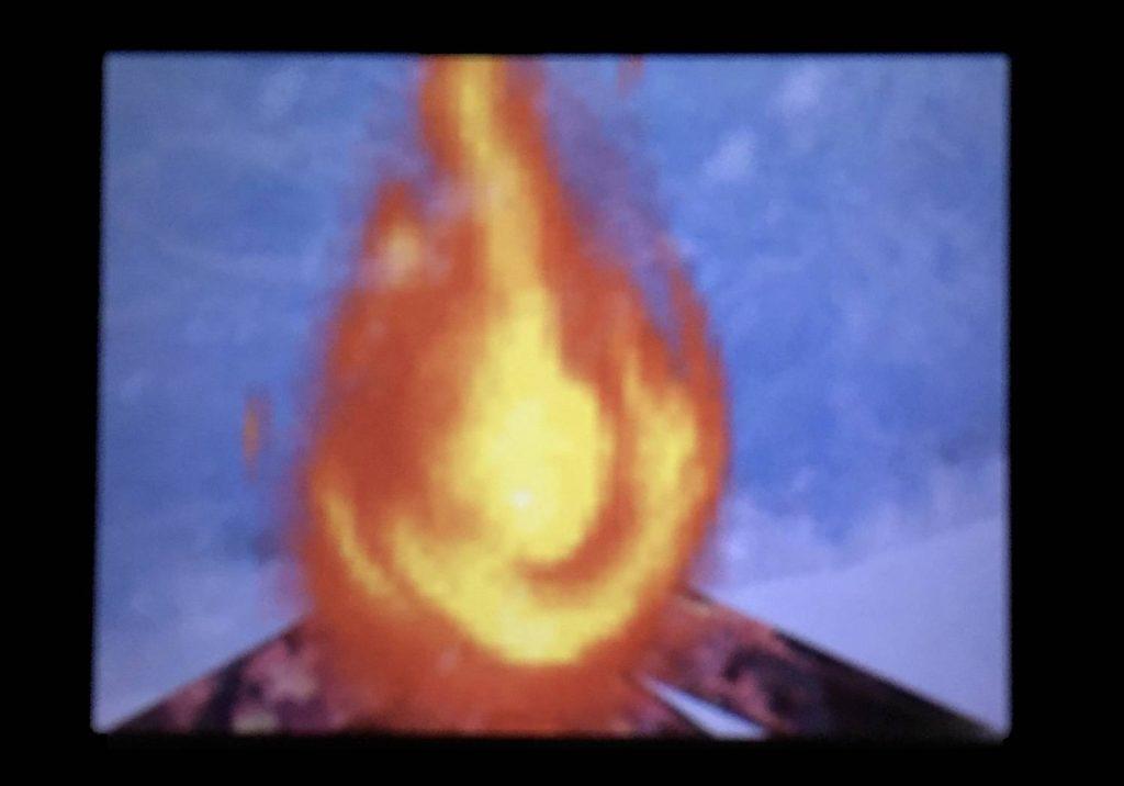 ドラクエジョーカー2 燃え上がる焚き木