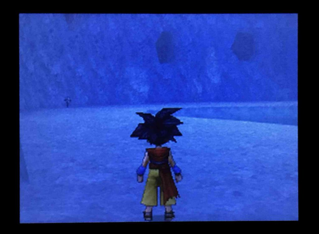 ドラクエジョーカー2 海岸の洞窟深くでシャルロットを見つけた