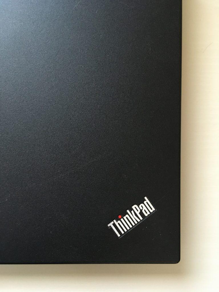 レノボ ThinkPad 外観