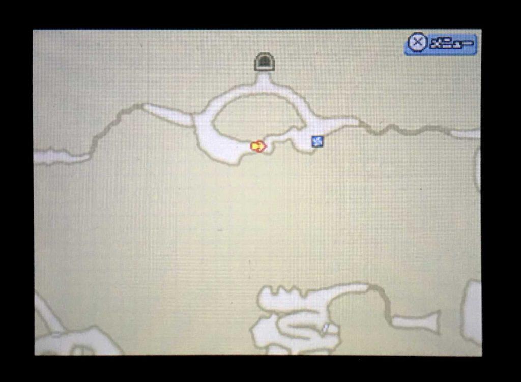 ドラクエジョーカー2 密林のディアノーグエースと出会うことができた場所