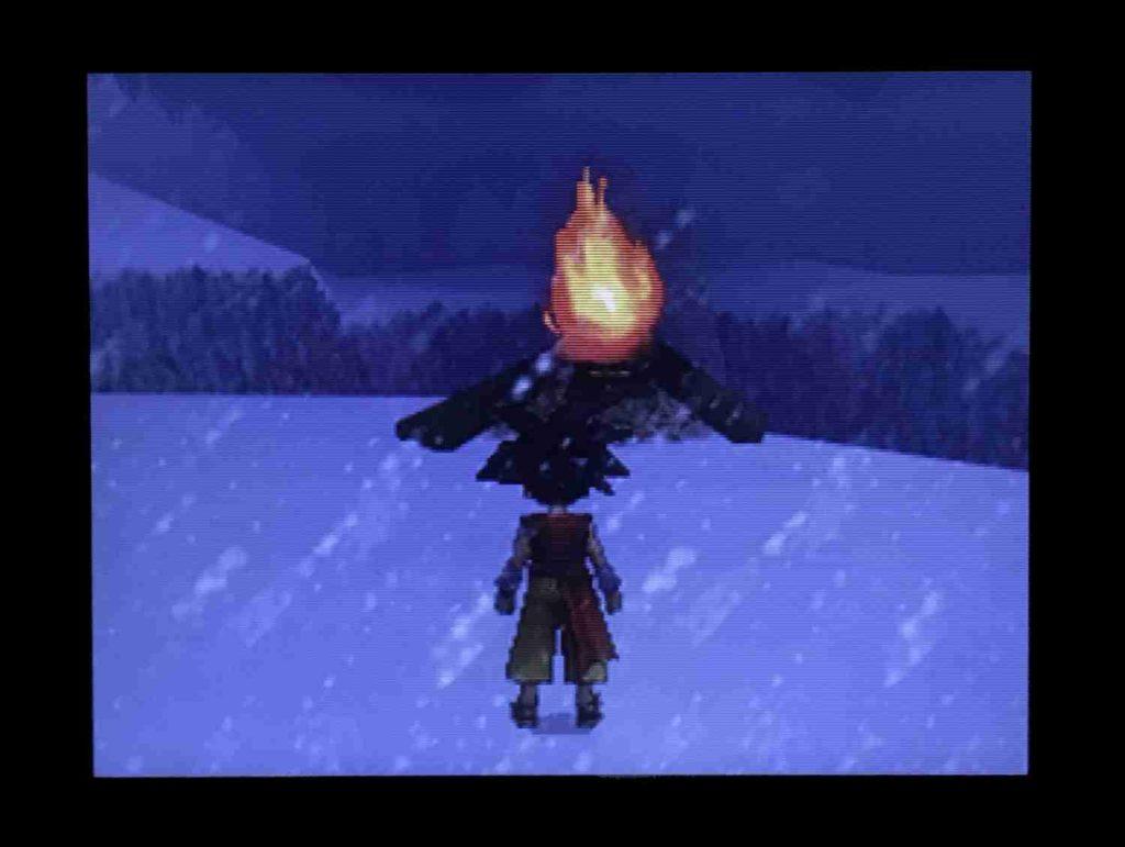 ドラクエジョーカー2 雪山 炎の前